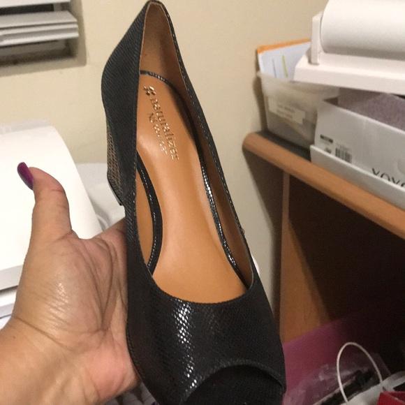 c4620c5cd5ac NIB Naturalizer - Narlene Black Shoes 7 1 2 Med